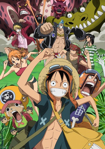 Download One Piece Film: Strong World (main) Anime