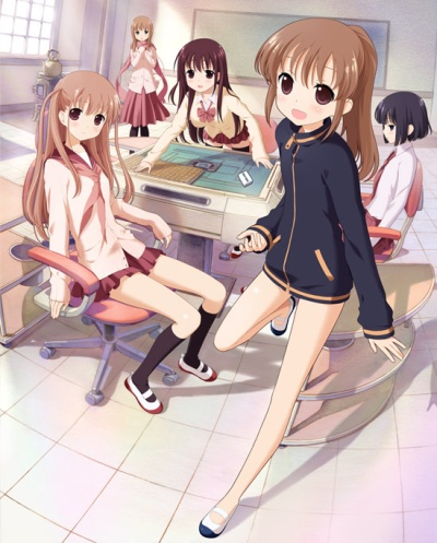 Download Saki 2 (synonym) Anime