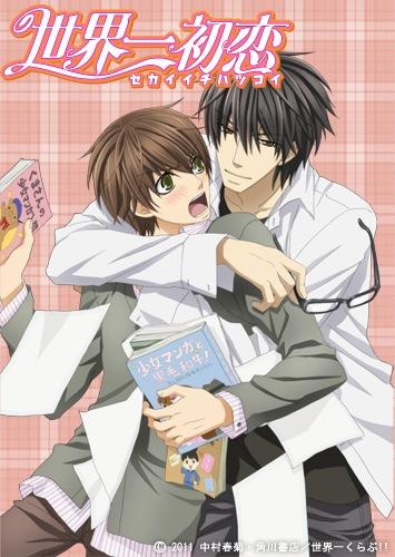 Download Sekaiichi Hatsukoi TV (main) Anime