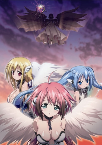 Download Sora no Otoshimono: Tokeijikake no Angeloid (main) Anime
