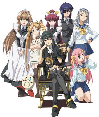 Download Kimi ga Aruji de Shitsuji ga Ore de: They Are My Noble Masters (main) Anime