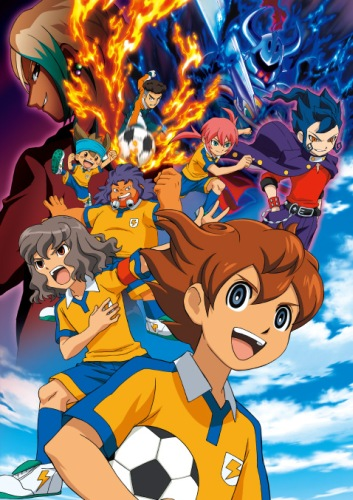 Download Inazuma Eleven GO (main) Anime