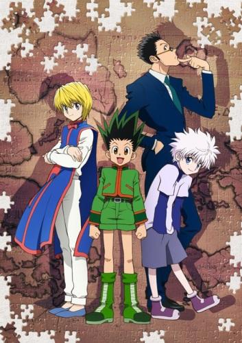 Download Hunter x Hunter (2011) (main) Anime