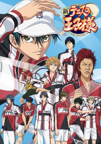 Download New Prince of Tennis Anime