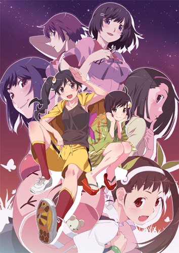 Download Nisemonogatari (Bluray) Anime