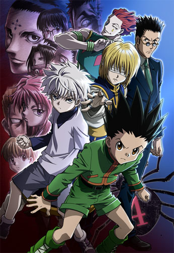 Gekijouban Hunter x Hunter: Phantom Rouge  (720p|350MB)