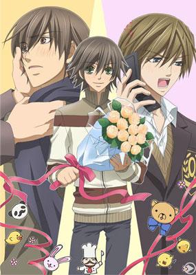 Download Junjou Romantica 2 (main) Anime