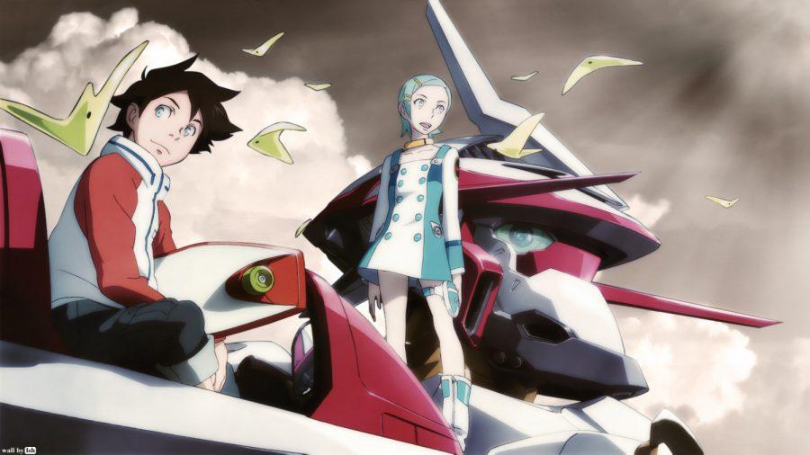 Eureka 7 anime downloads freeware