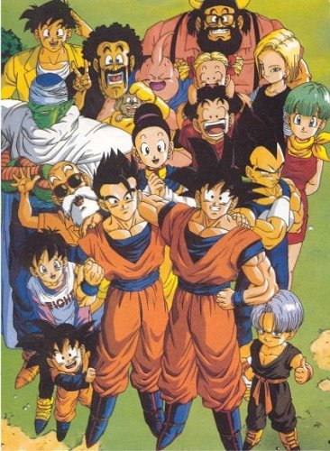Download Dragon Ball Z (Complete) Anime