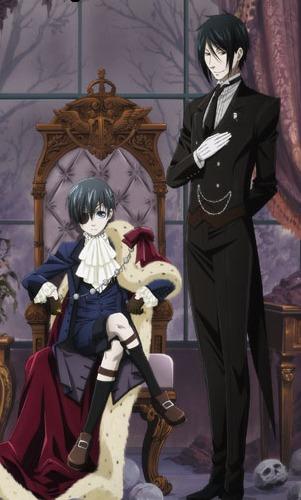 Download Kuroshitsuji (Black Butler) Anime