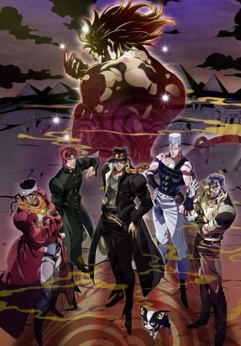 Download JoJo no Kimyou na Bouken: Stardust Crusaders (2015) (main) Anime