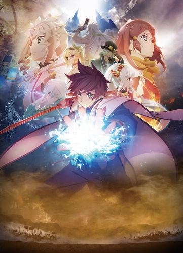 Download Tales of Zestiria the Cross (2017) (main) Anime
