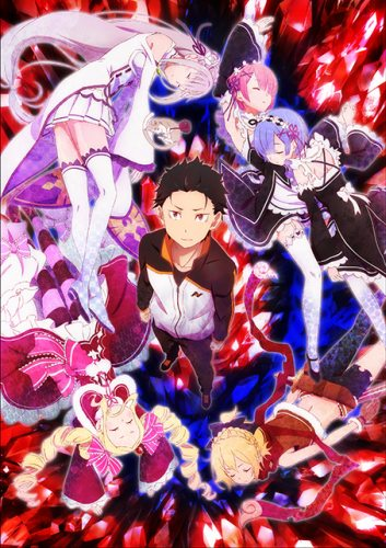 Download Re: Zero kara Hajimeru Isekai Seikatsu (Bluray) Anime