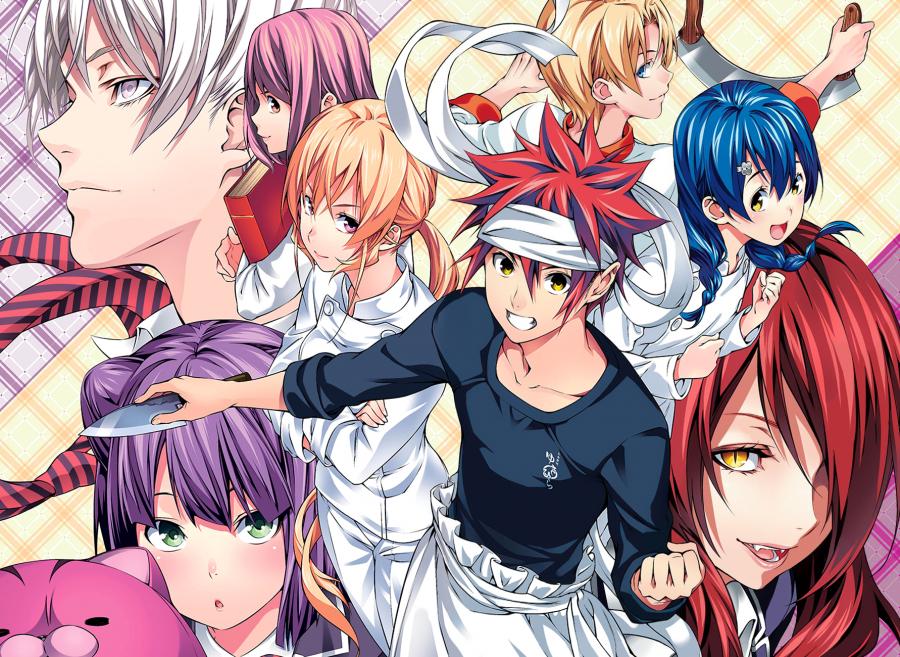 Download Shokugeki no Souma (Season 3)(Episode 24) (100MB-720p) - AnimeOut