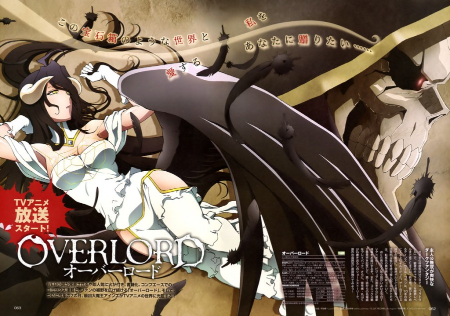 Download Overlord II (Season 2)(Complete) (100MB-720p) - AnimeOut
