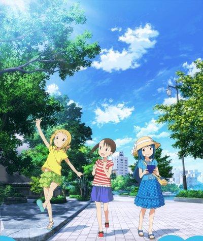 Download Mitsuboshi Colors (main) Anime