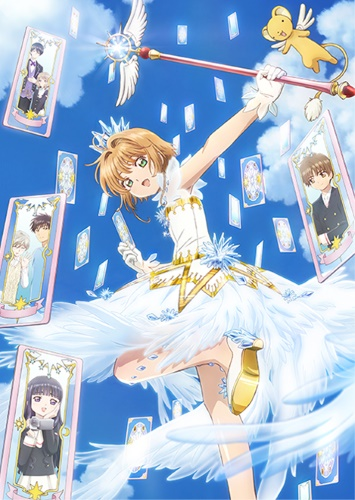 Download Cardcaptor Sakura: Clear Card Hen (main) Anime
