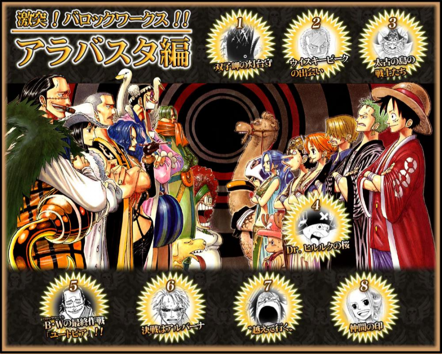Download One Piece encoded