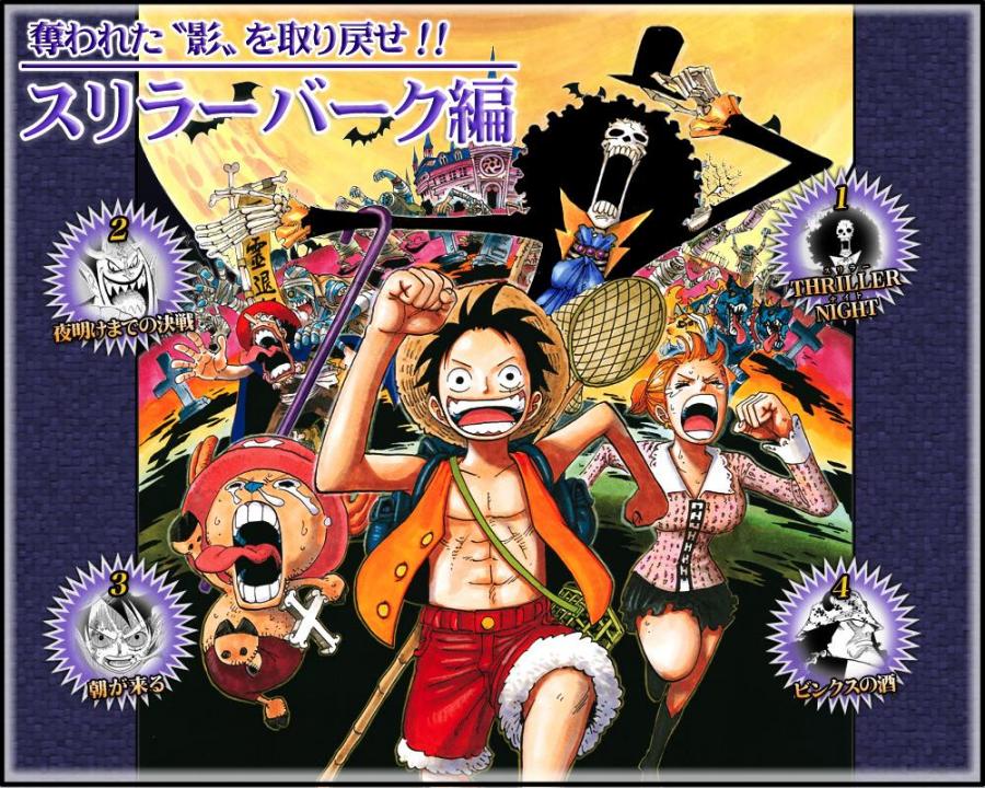 Download One Piece Thriller Bark Season
