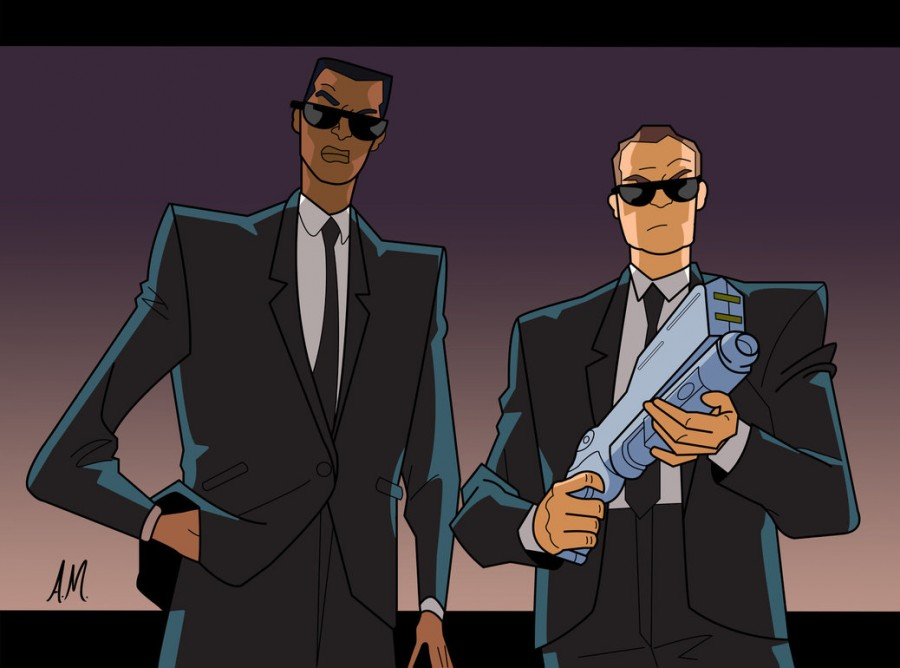 Download Men in Black: The Animated Series Cartoon
